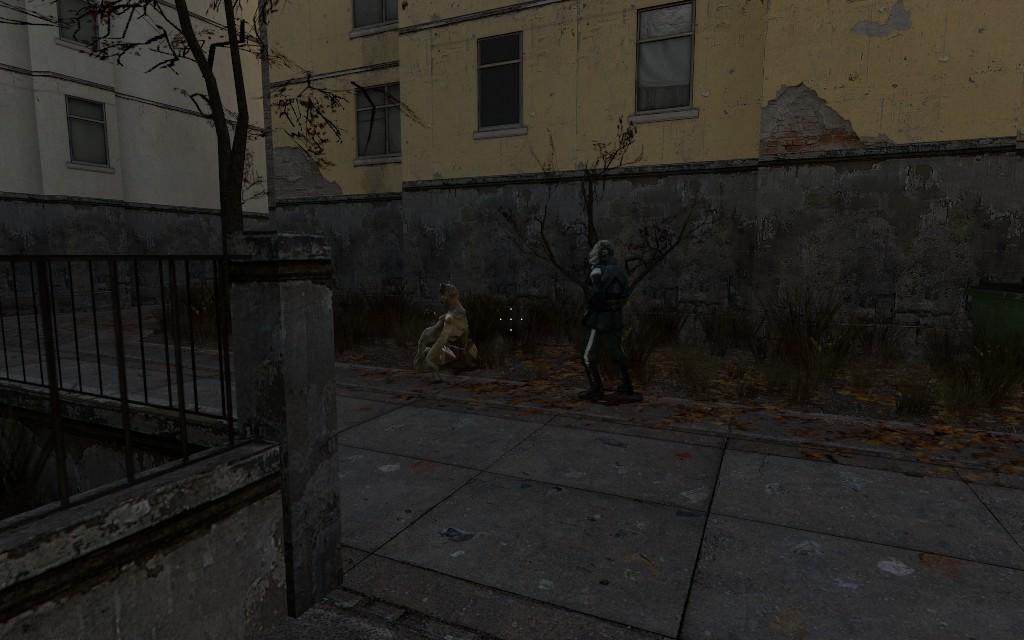 Убийцы! - Half-Life 2