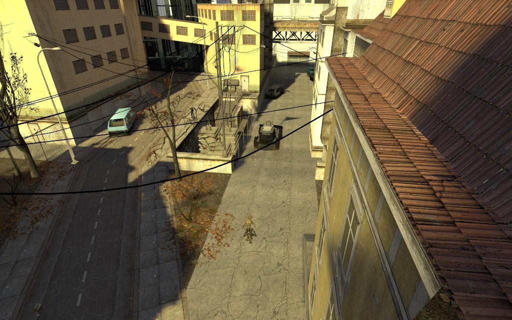 Преследование - Half-Life 2