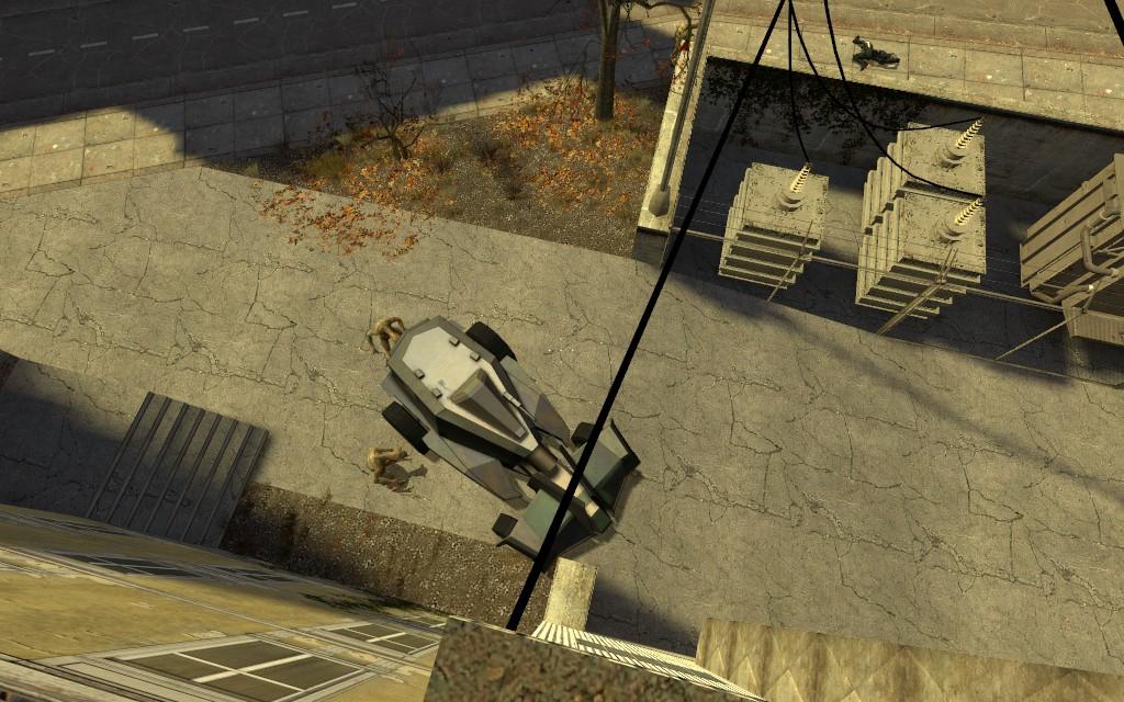 Они хотят попасть внутрь! - Half-Life 2