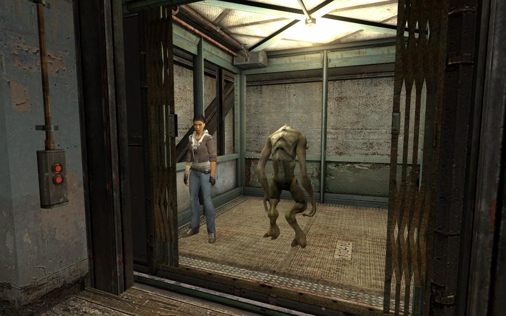 Третьим будешь? - Half-Life 2