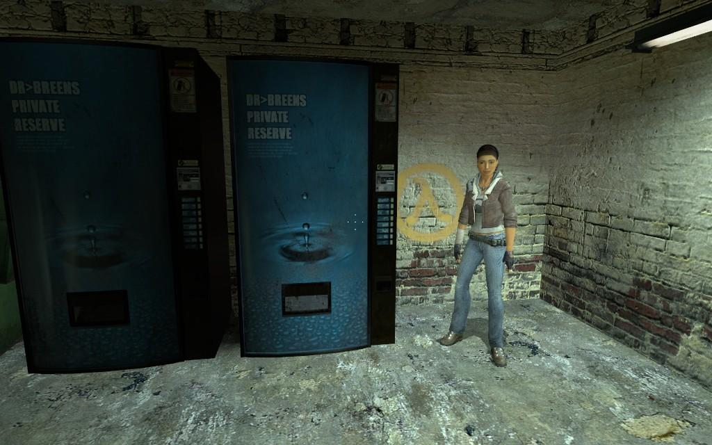 WAT - Half-Life 2