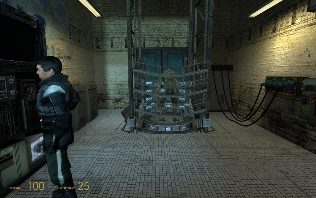 Джамшут надеется, что его вернут на родину - Half-Life 2