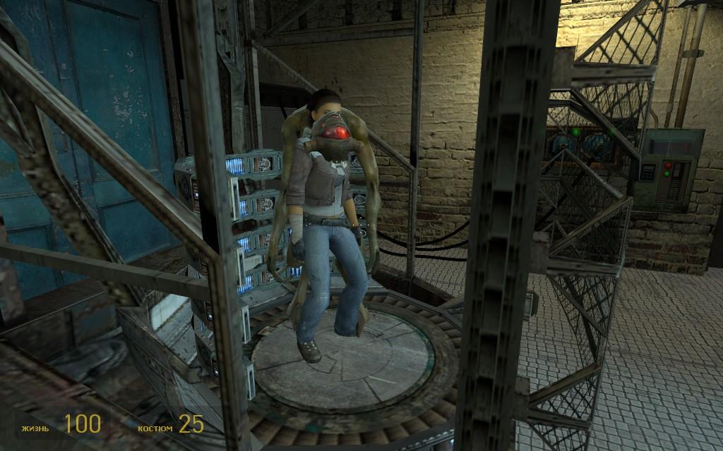 Сиамские близнецы - Half-Life 2