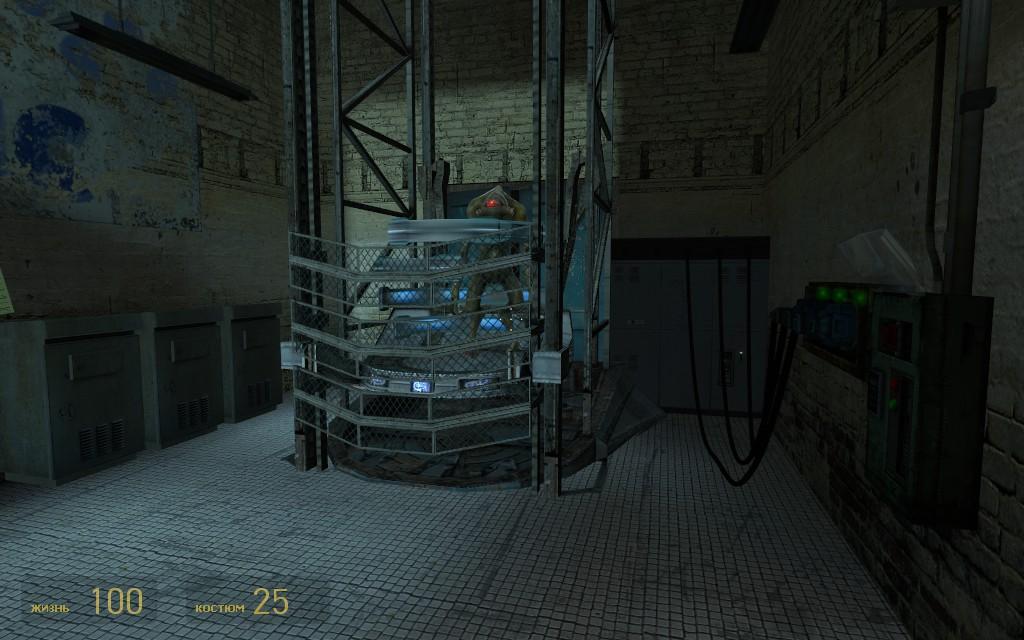 На родину его так и не вернули... - Half-Life 2