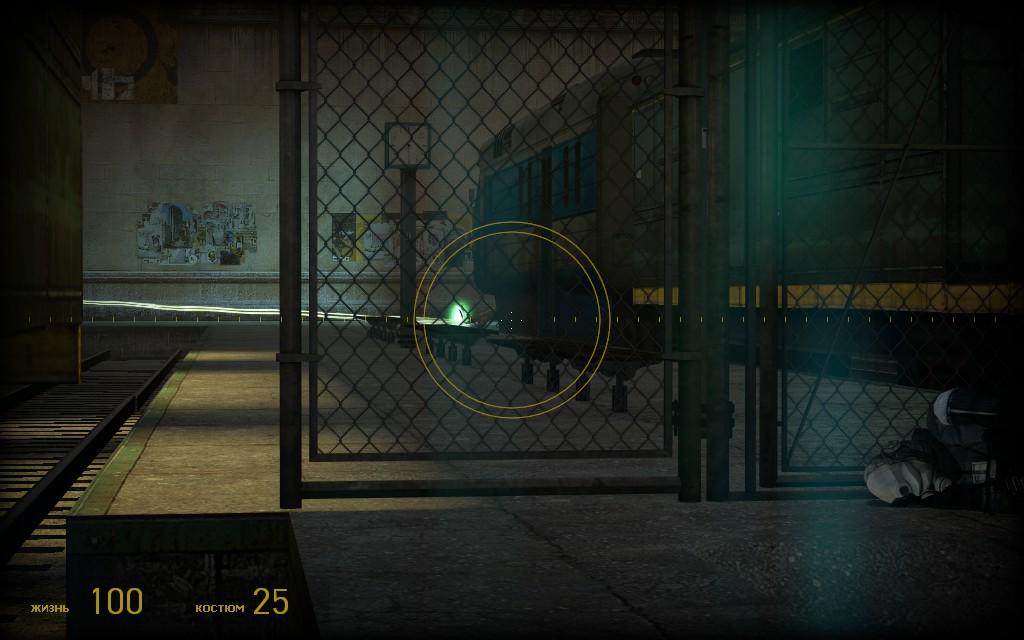 Он ещё жив и даже атакует! - Half-Life 2