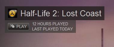 Фанат LostCoast'a... - Half-Life 2