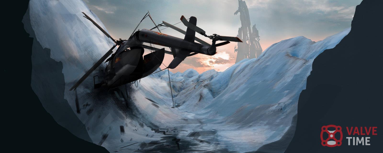 Old Art E3 - Half-Life 2