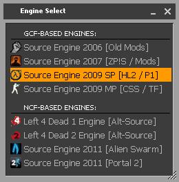 Engines - Half-Life 2