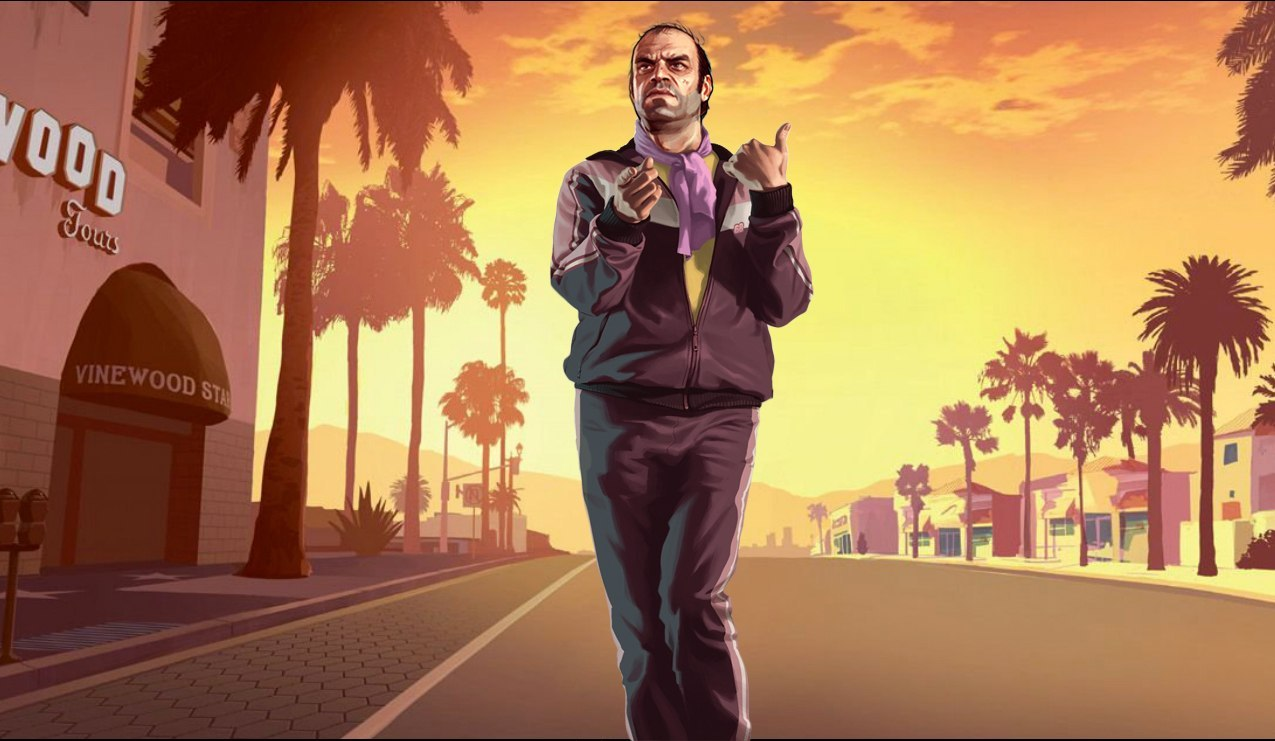 gey - Grand Theft Auto 5
