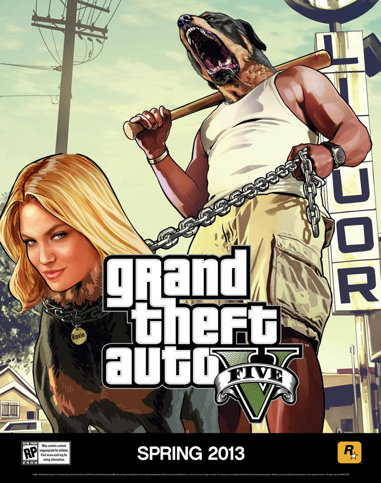 Traycy_and_Chop - Grand Theft Auto 5