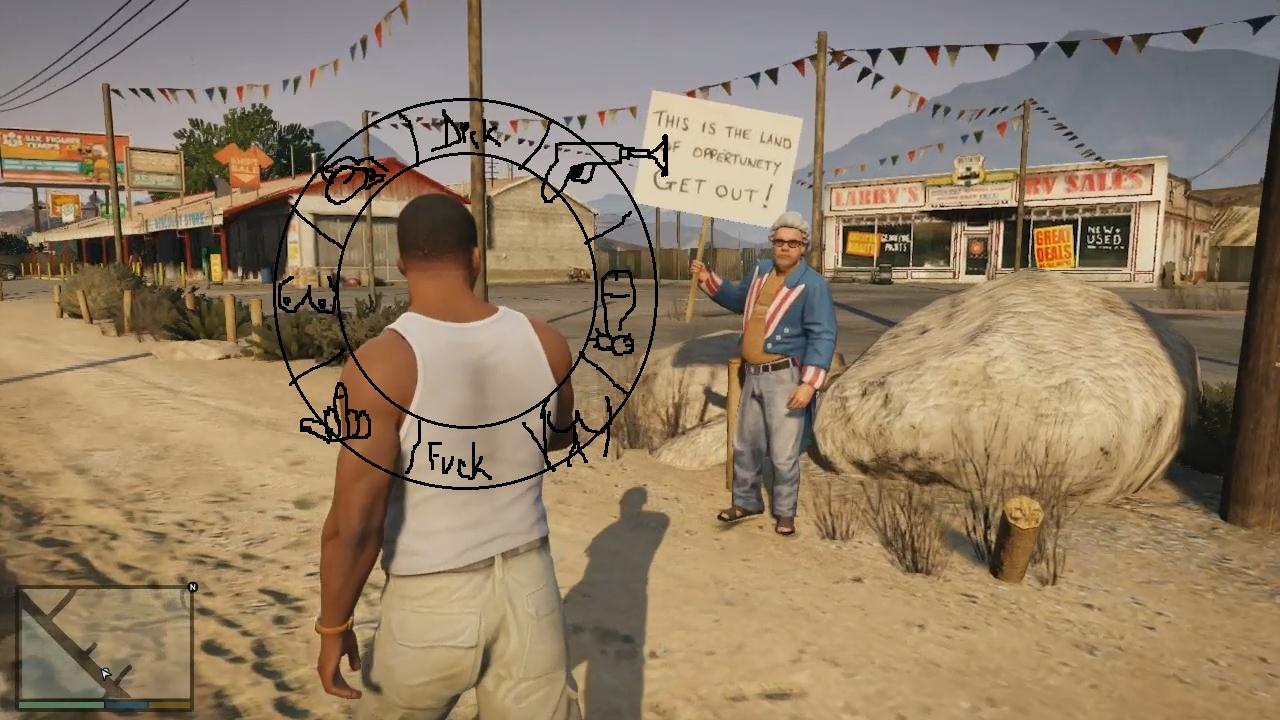 gta5_no fake - Grand Theft Auto 5