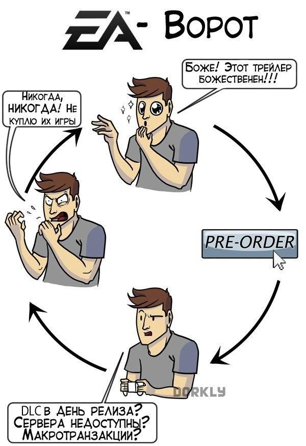 EA-ворот - -