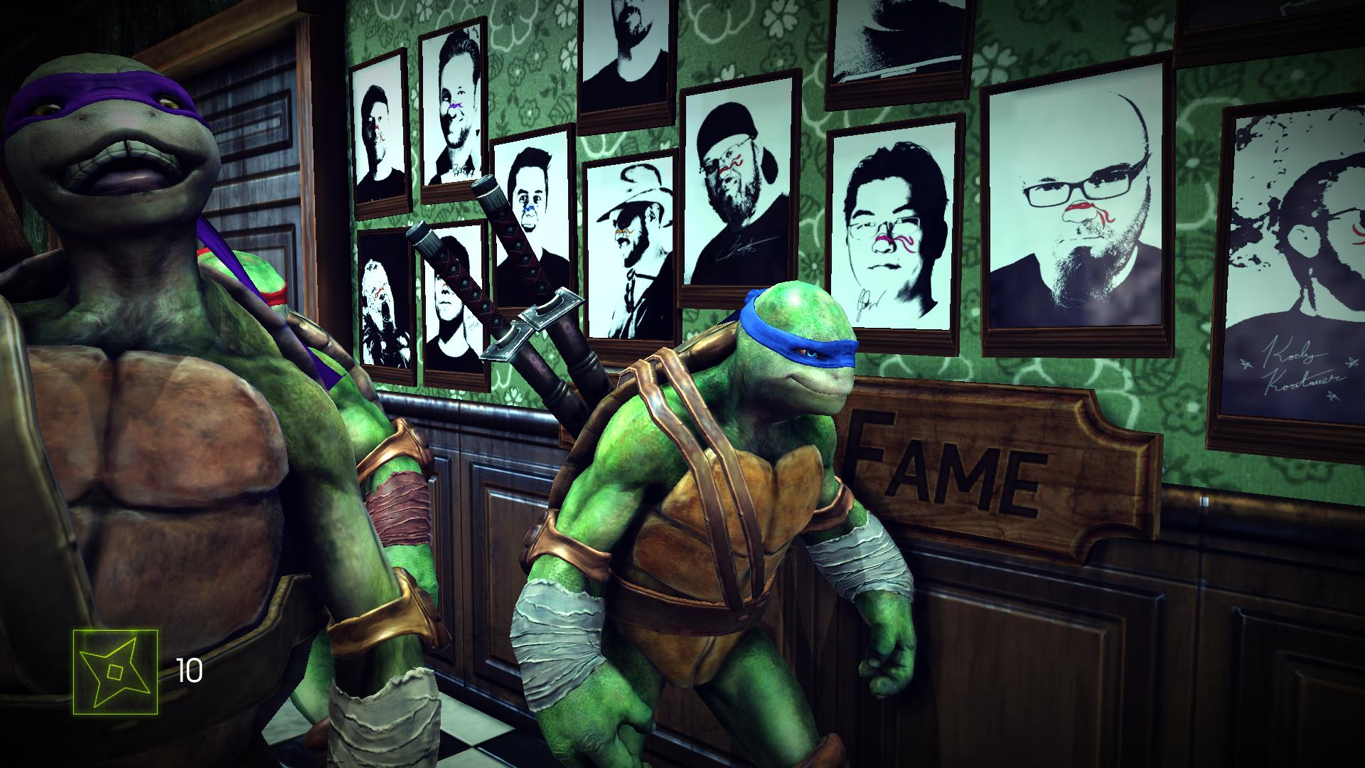 teenage mutant ninja turtle games - HD1600×900