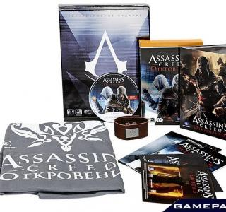 галерея ассассинов только то что касается серии Assassin's Creed