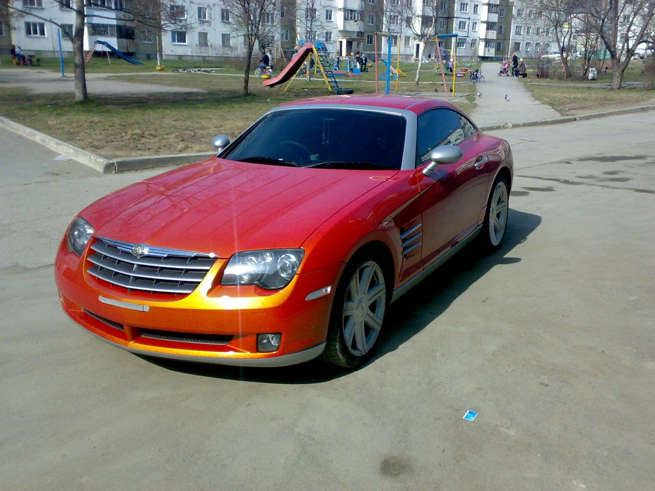 GTA 5 Chrysler Crossfire - Grand Theft Auto 5