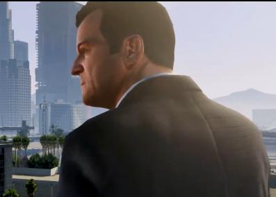 альфа майкл - Grand Theft Auto 5