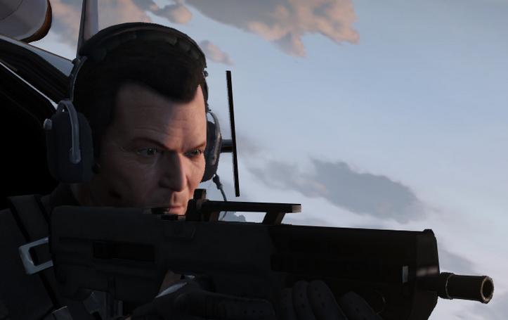 майкл-2 - Grand Theft Auto 5