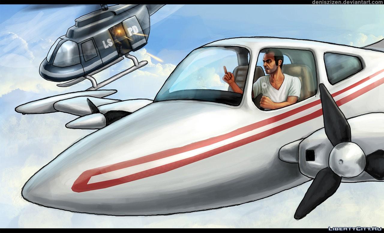 круто - Grand Theft Auto 5