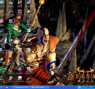 DIABLO 2 Картинки Diablo 2