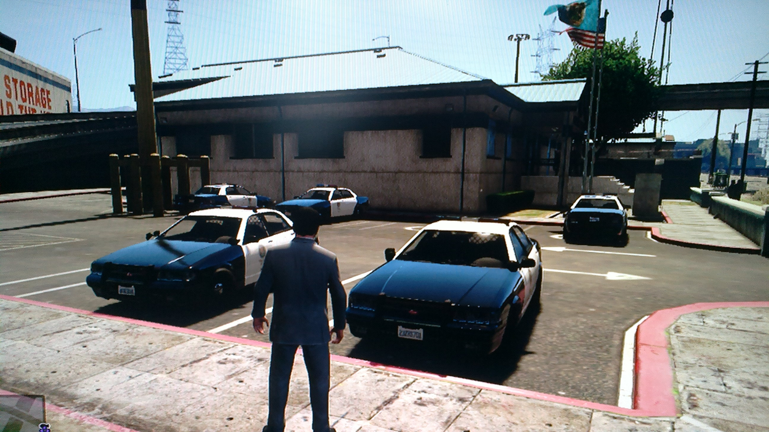 GTA 5 Police car - Grand Theft Auto 5