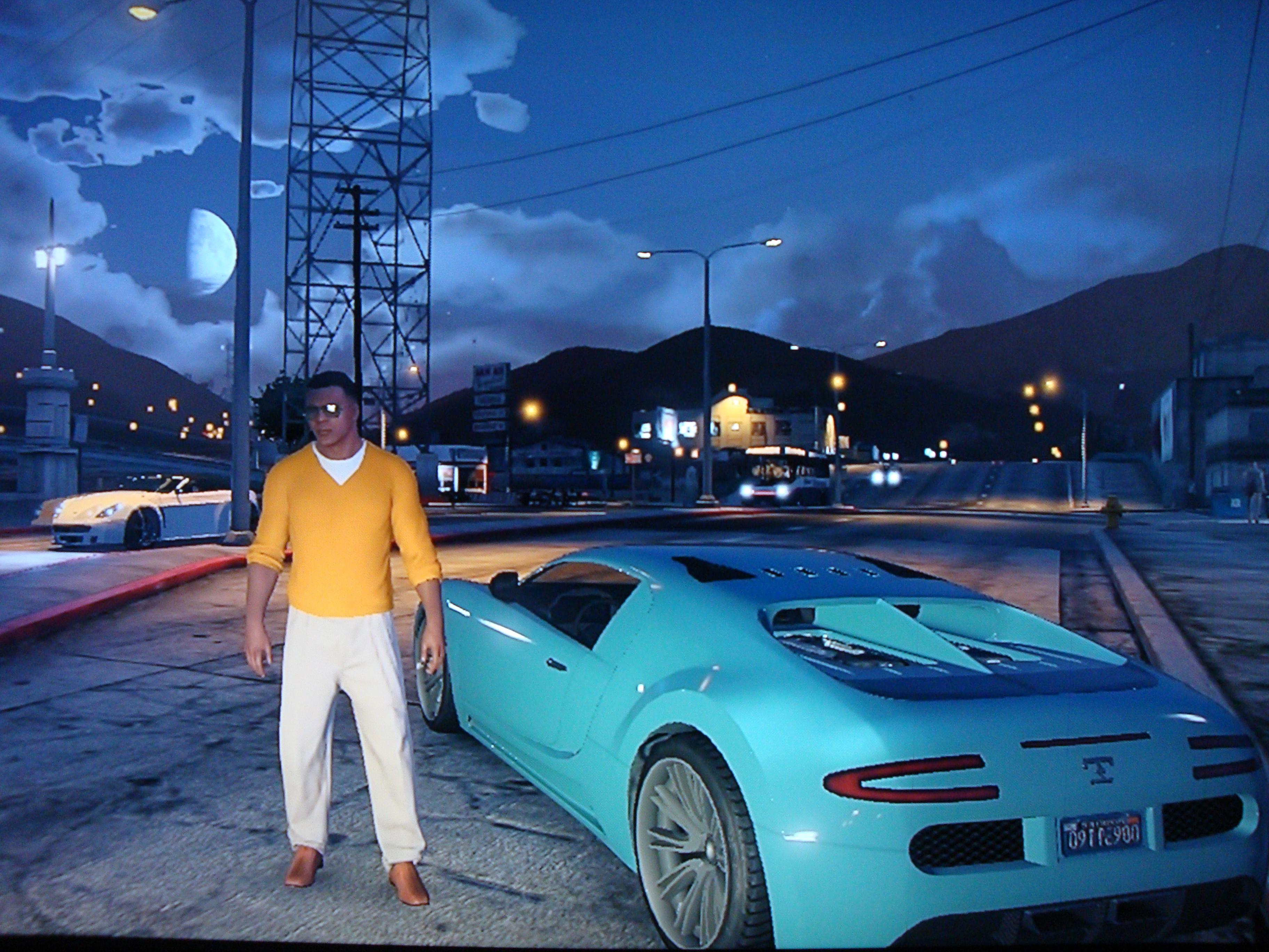 Фризус Клизус - Grand Theft Auto 5