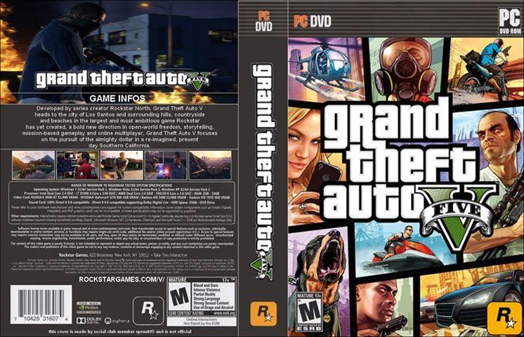 Cover.jpg - Grand Theft Auto 5