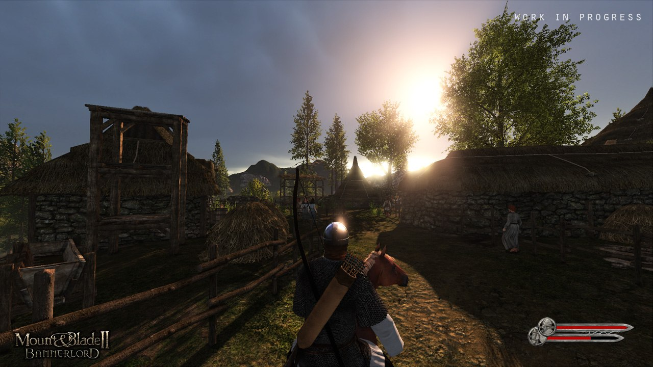 4 - Mount & Blade 2: Bannerlord