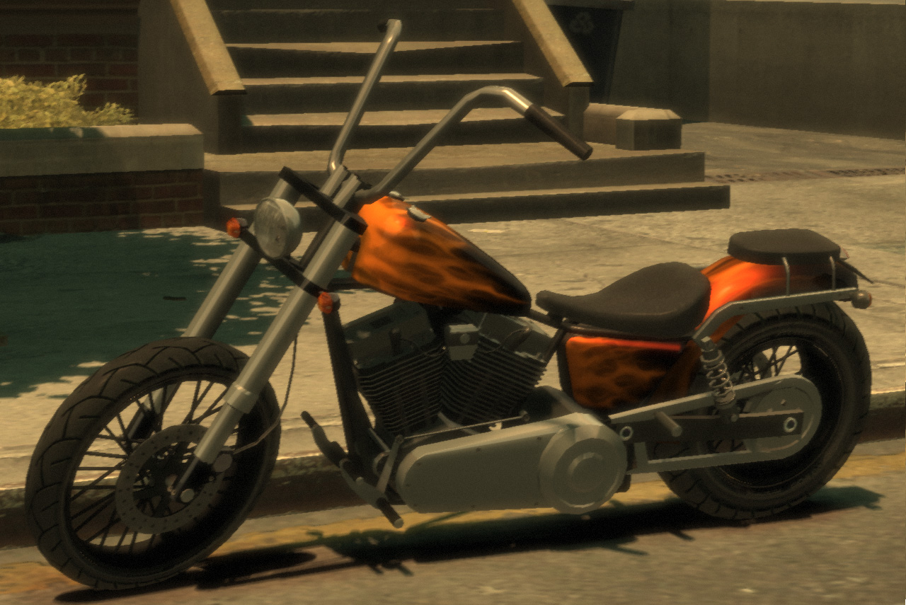 Daemon - Grand Theft Auto 5