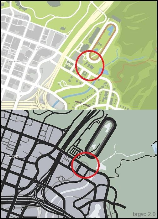 Свалка с байками из TLaD - Grand Theft Auto 5