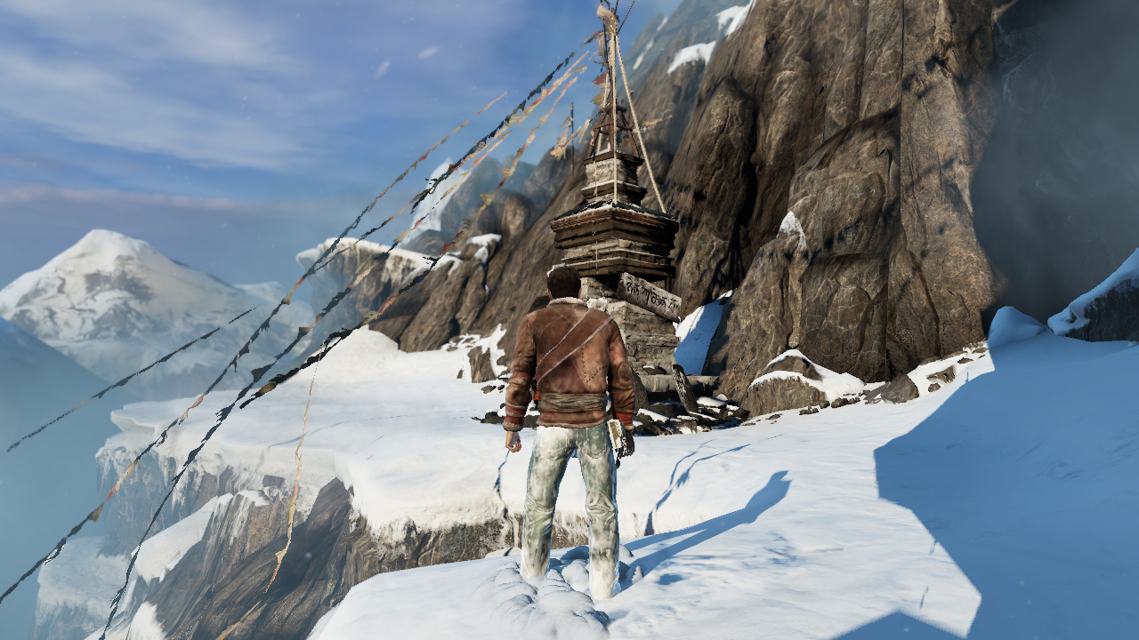 ... - Uncharted 2: Among Thieves