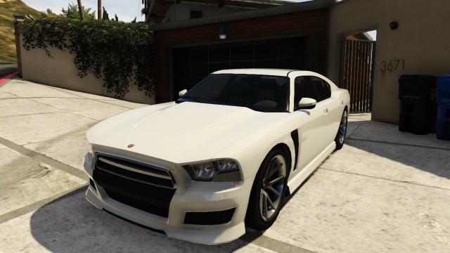 Bravado Buffalo - Grand Theft Auto 5