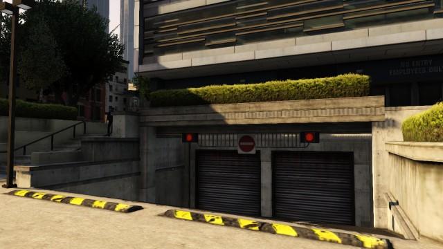штрафстоянка - Grand Theft Auto 5