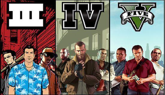 Навсегда оставшиеся в памяти... - Grand Theft Auto 5