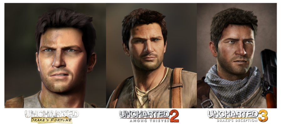 u1_vs_u2_vs_u3__nathan_drake_by_gtone339-d4pg65i.png - Uncharted 2: Among Thieves