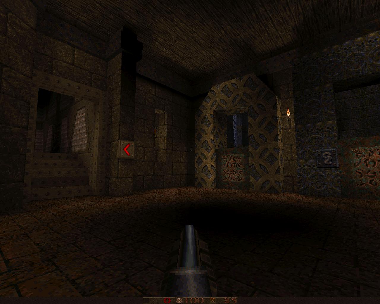 Я прошёл все эпизоды, но первый почему-то разблокирован и к Шуб-Ниггурат не пускают - Quake Баг