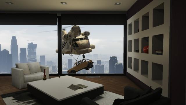 "Все шло гладко как вдруг ""цензура"". - Grand Theft Auto 5"