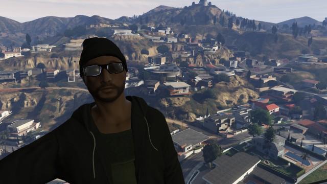 И вдруг мне захотелось прыгнуть без парашюта..... - Grand Theft Auto 5