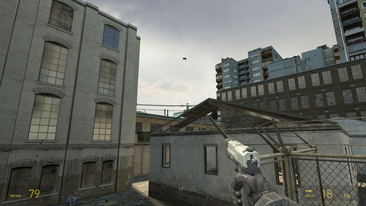 d1_canals01 bugs - Half-Life 2