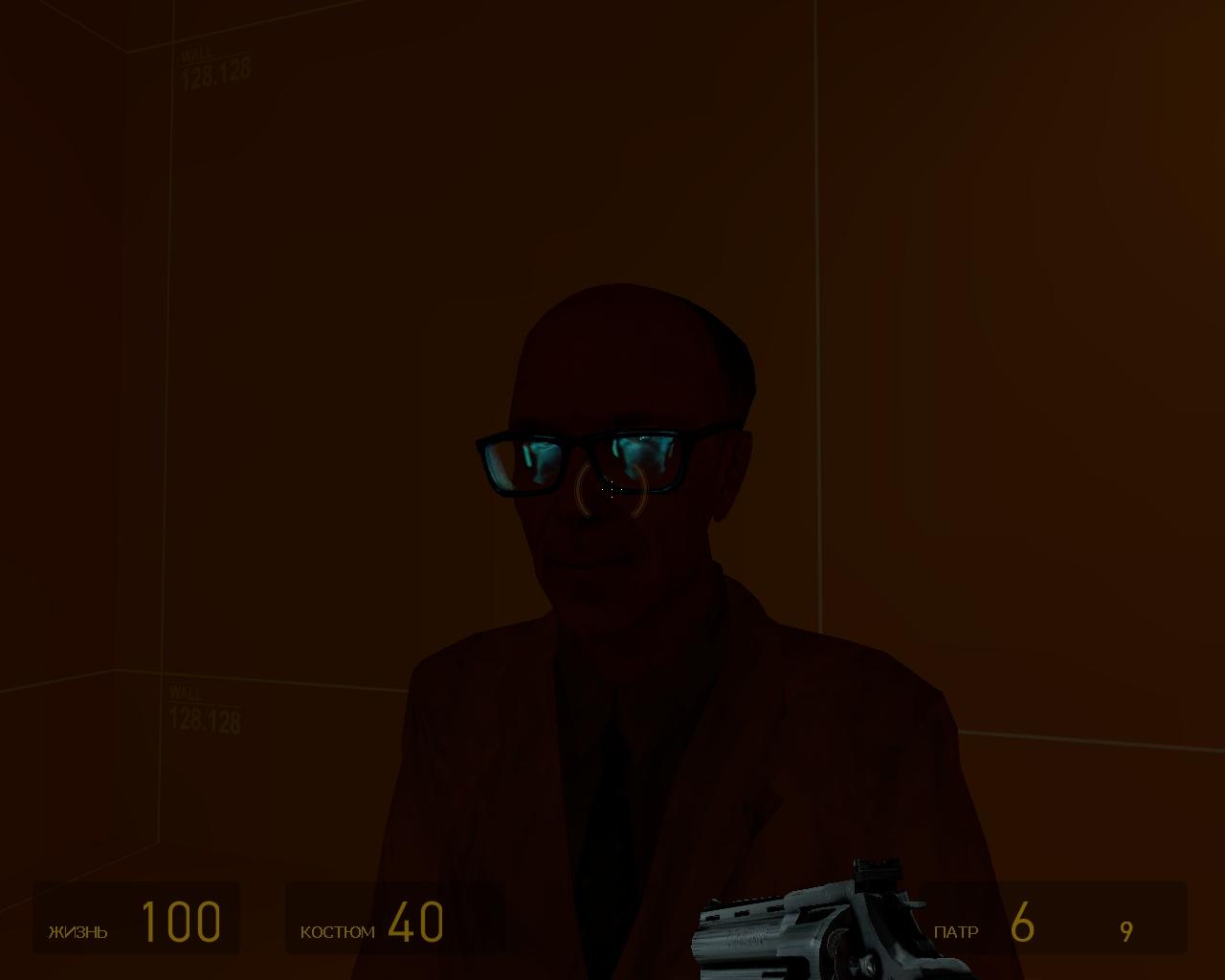 Жуткий Кляйнер - Half-Life 2 Kleiner, Nova Prospekt, Кляйнер, Нова Проспект