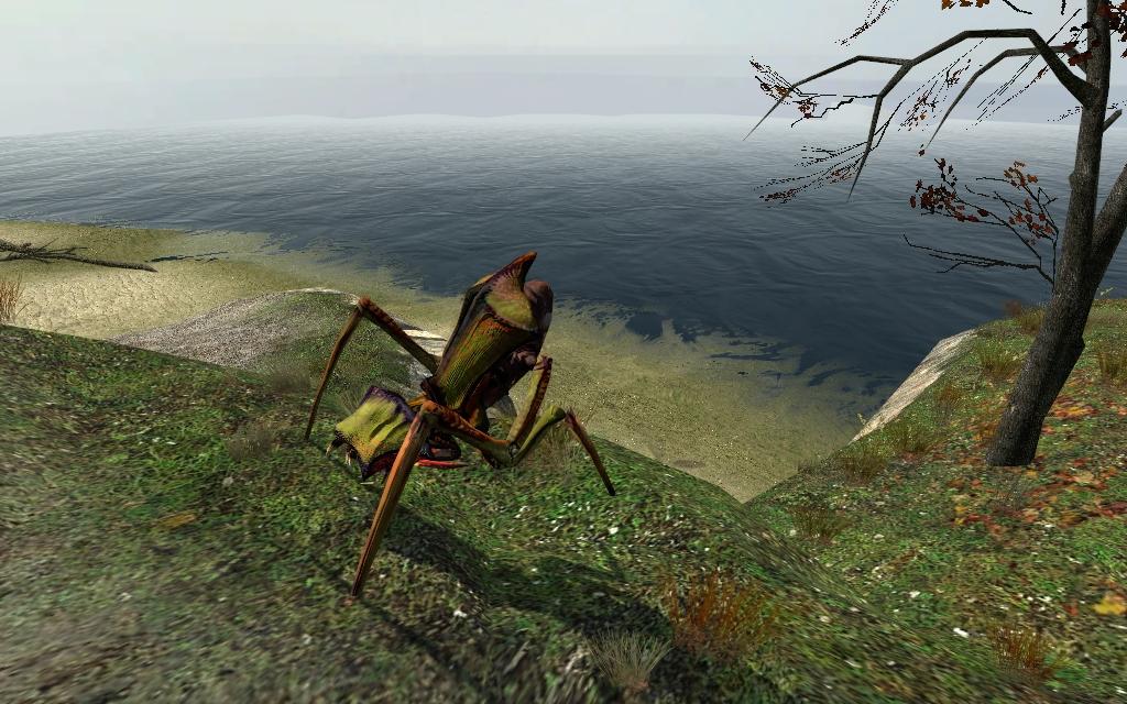Слава Нихи не даёт покоя... [анимированный PNG] - Half-Life 2 Animated PNG, APNG, анимированный PNG, анимутед, Нихи-стайл, фатальный недостаток