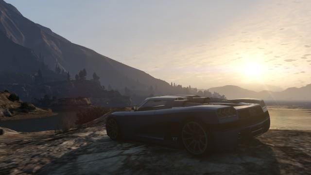 MORNING - Grand Theft Auto 5