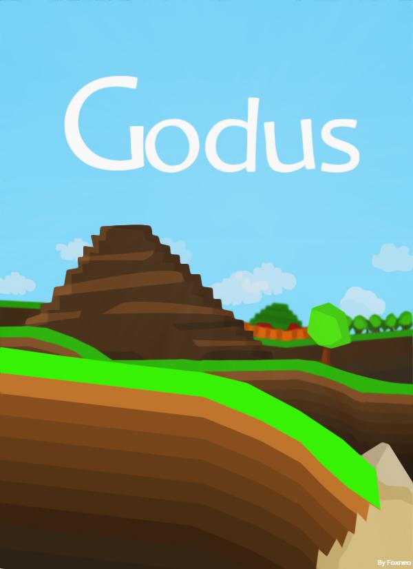 Арт игре Godus - Godus