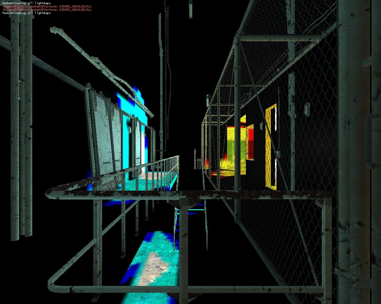 Разные значения гаммы - Half-Life 2 background05, gamma, Half-Life 2 Beta, HL2Beta