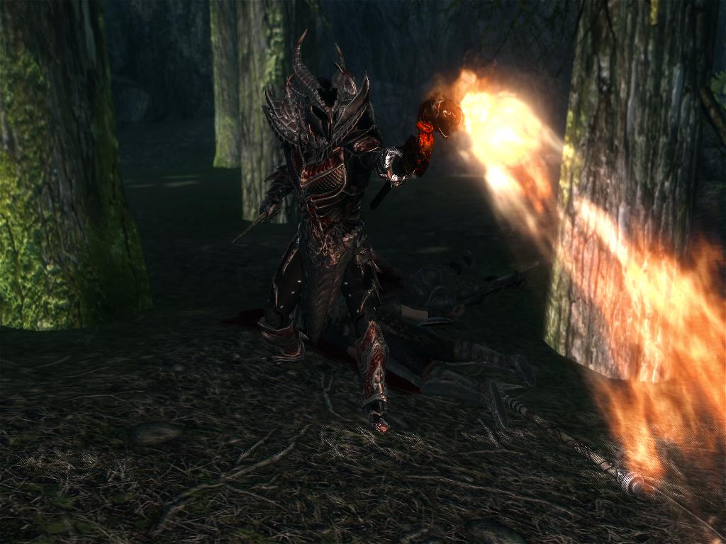 Скрины перса - Elder Scrolls 5: Skyrim, the
