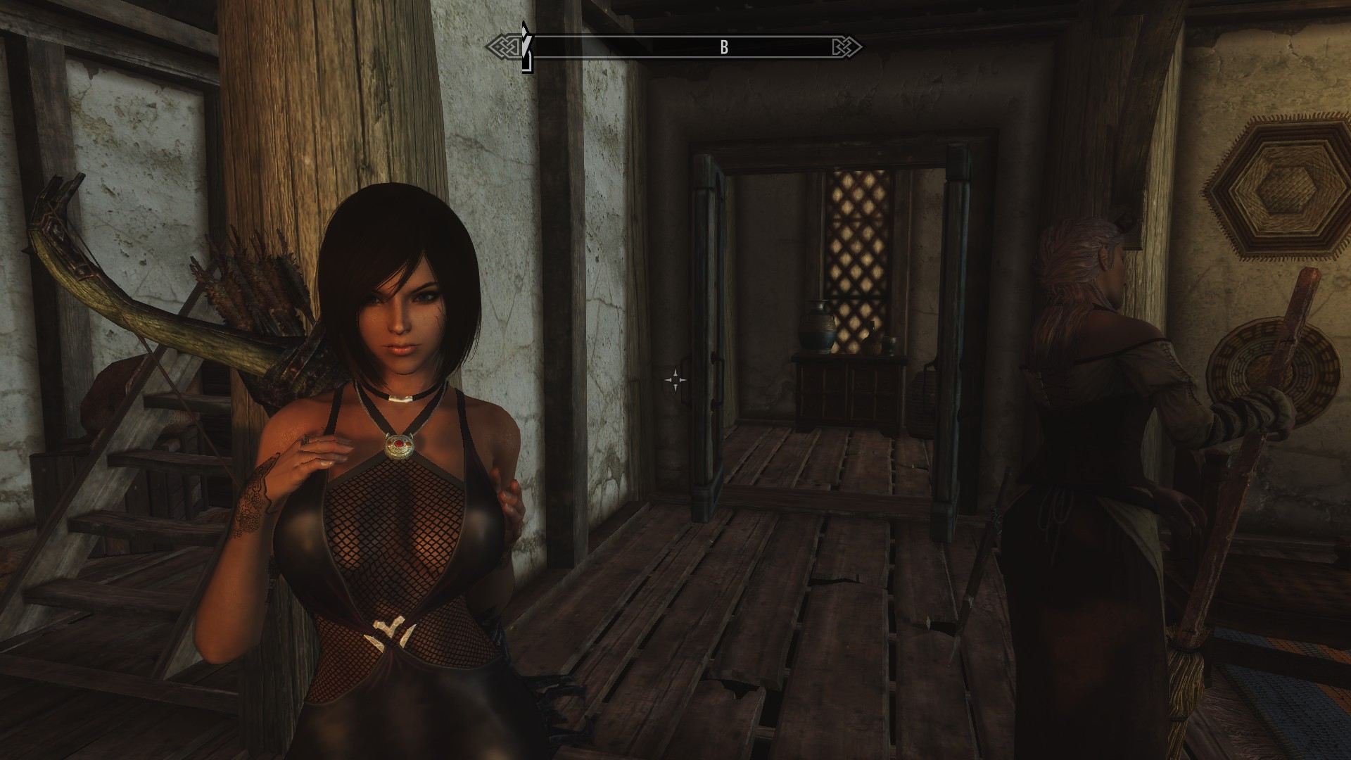 мой перс - Elder Scrolls 5: Skyrim, the