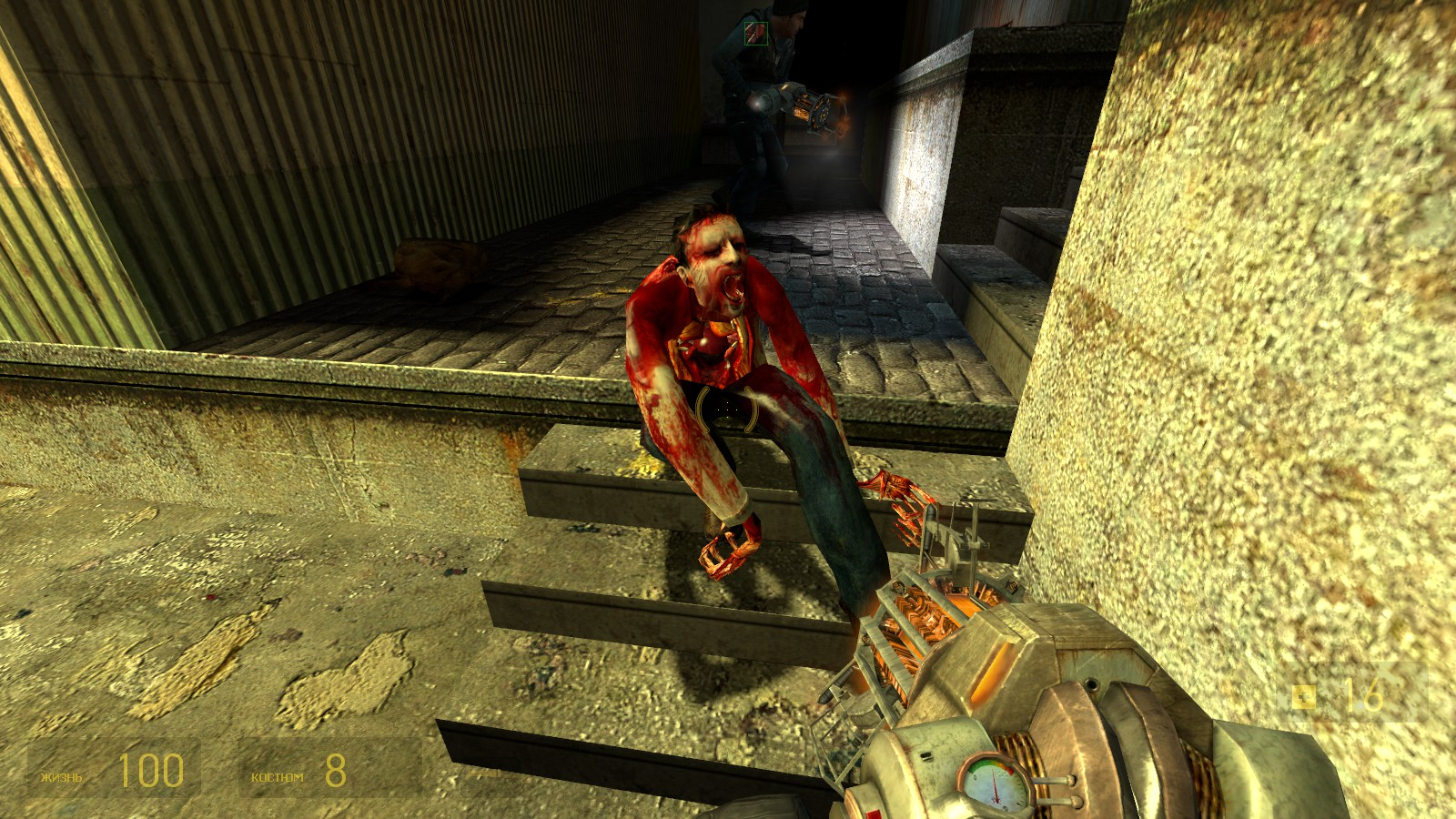 Synergy Zombies - Half-Life 2 Synergy