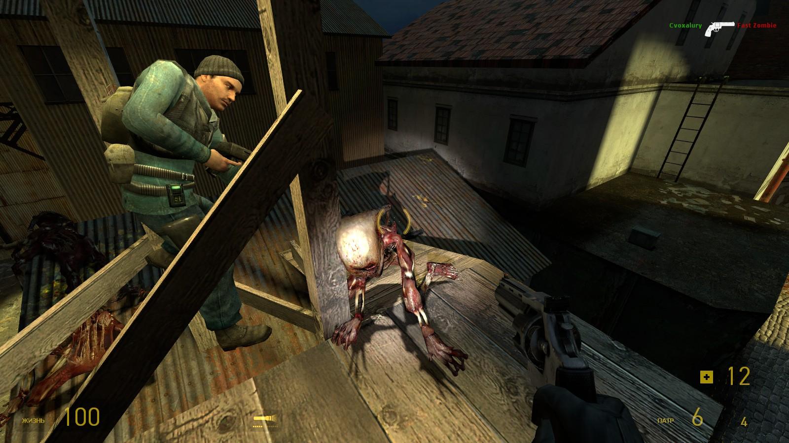 Synergy Zombies - Half-Life 2 Synergy