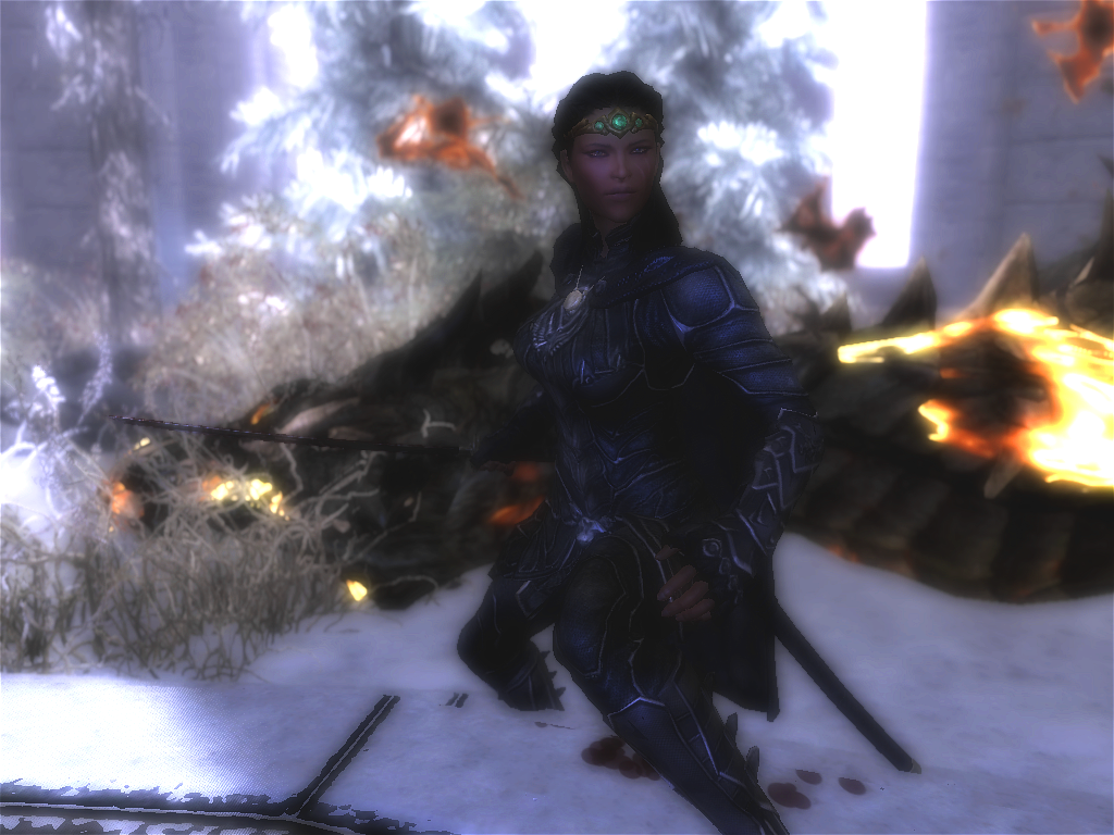 Veronica норд - Elder Scrolls 5: Skyrim, the