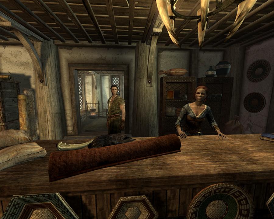 Изольда - Elder Scrolls 5: Skyrim, the
