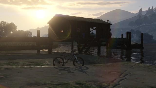 Ответ - Grand Theft Auto 5 Гамес